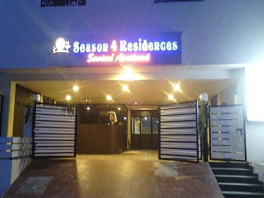 Season 4 Residence