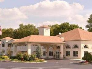 Par Days Inn & Suites Cherry Hill - Philadelphia (Days Inn & Suites Cherry Hill - Philadelphia)