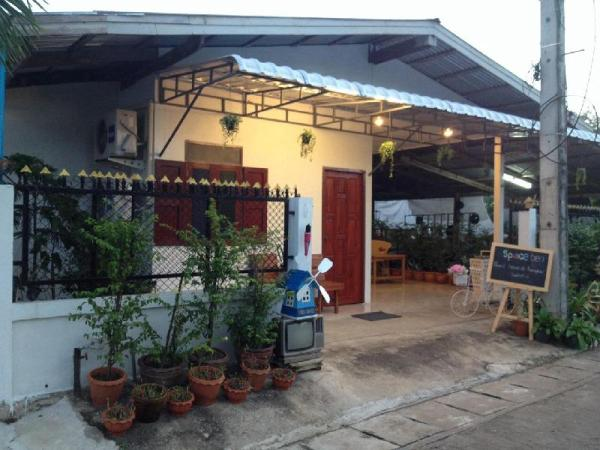Space Ben Guest House @ Muangkao Sukhothai