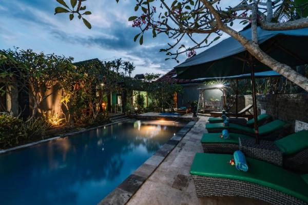 D and B Bungalows Bali