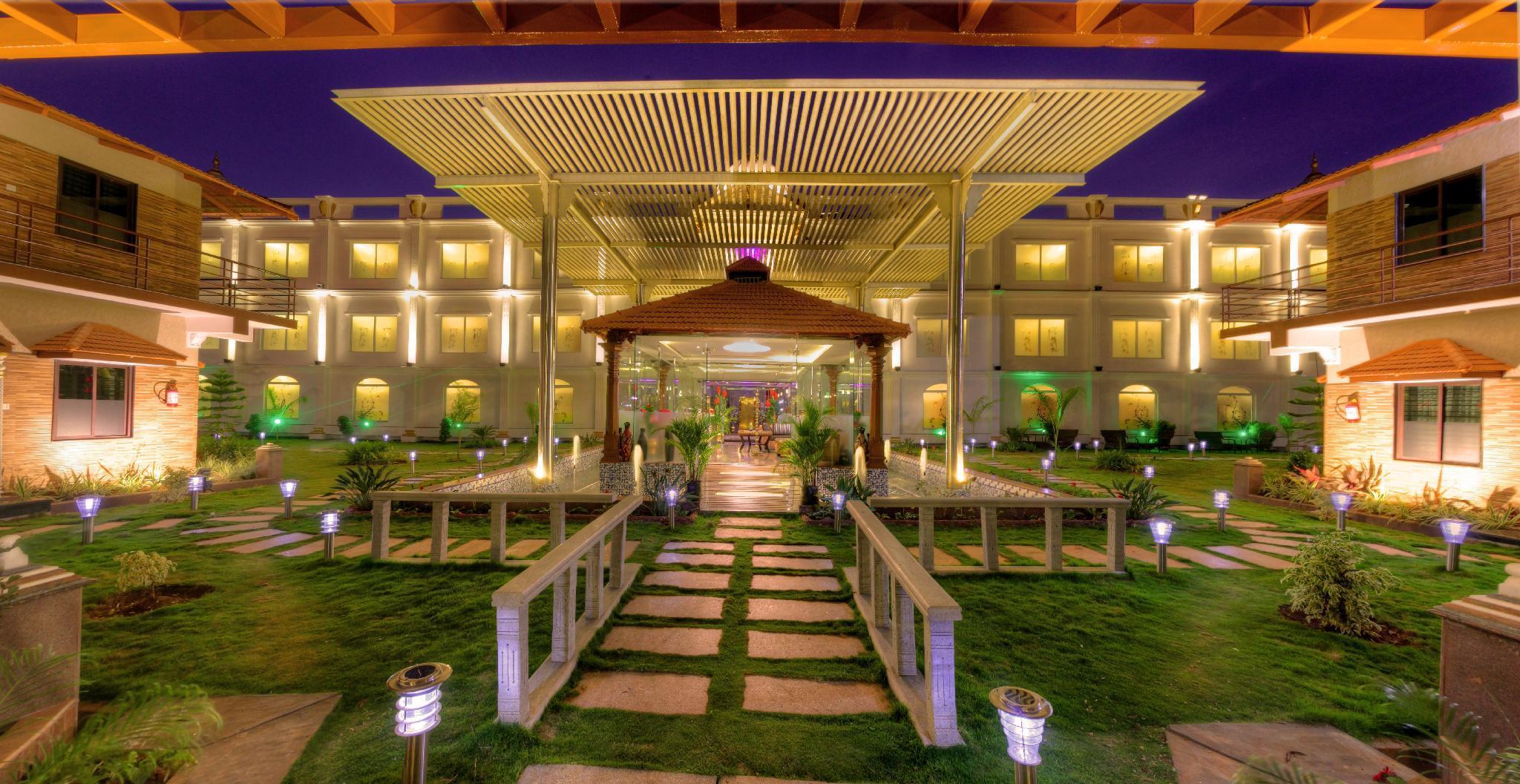 Jal Mahal Resort And Spa