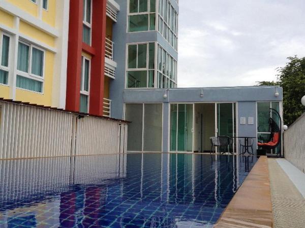 Khanitta-Bukitta Airport Condominium Phuket