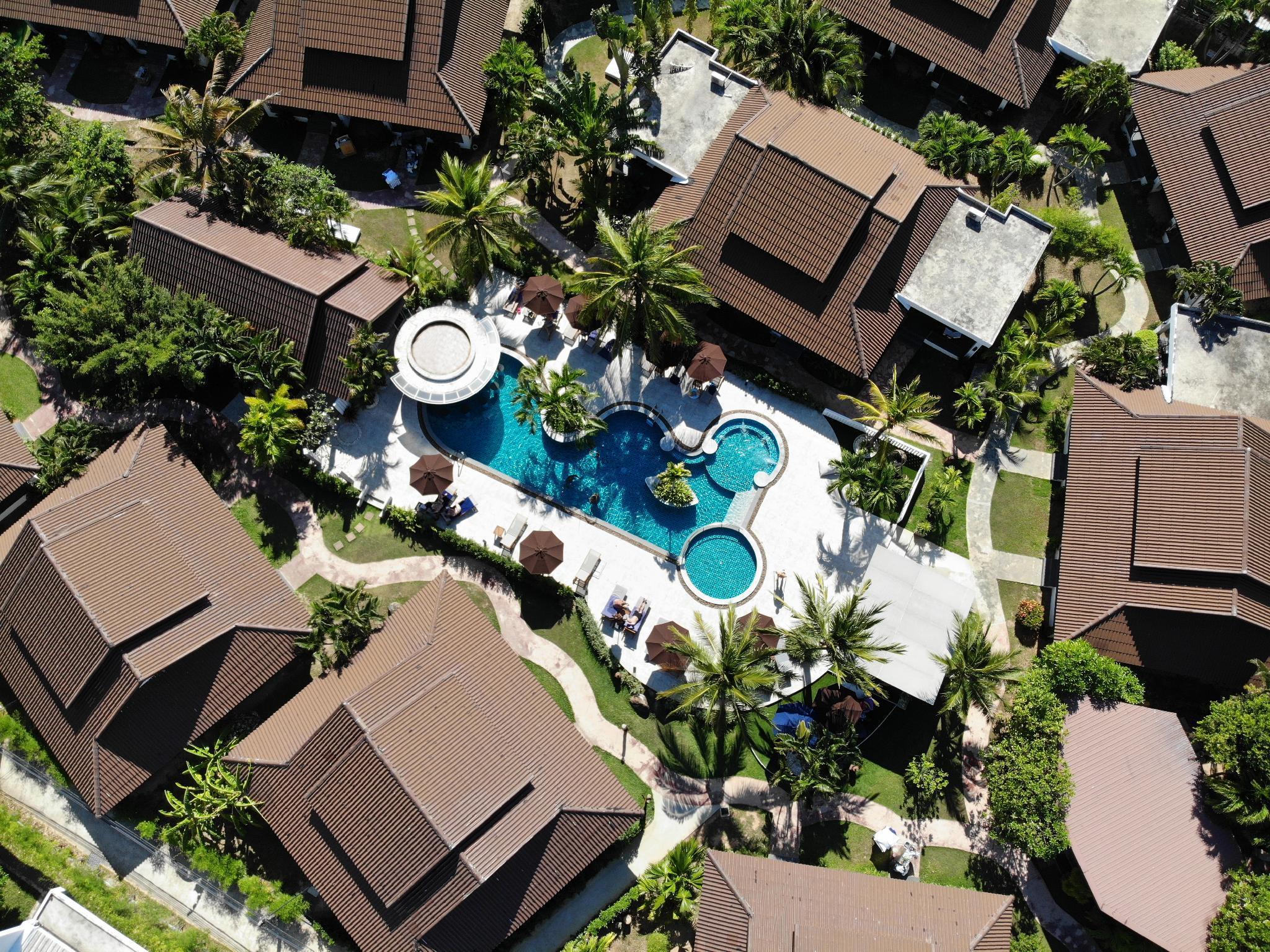 Kata Lucky Villa And Pool Access