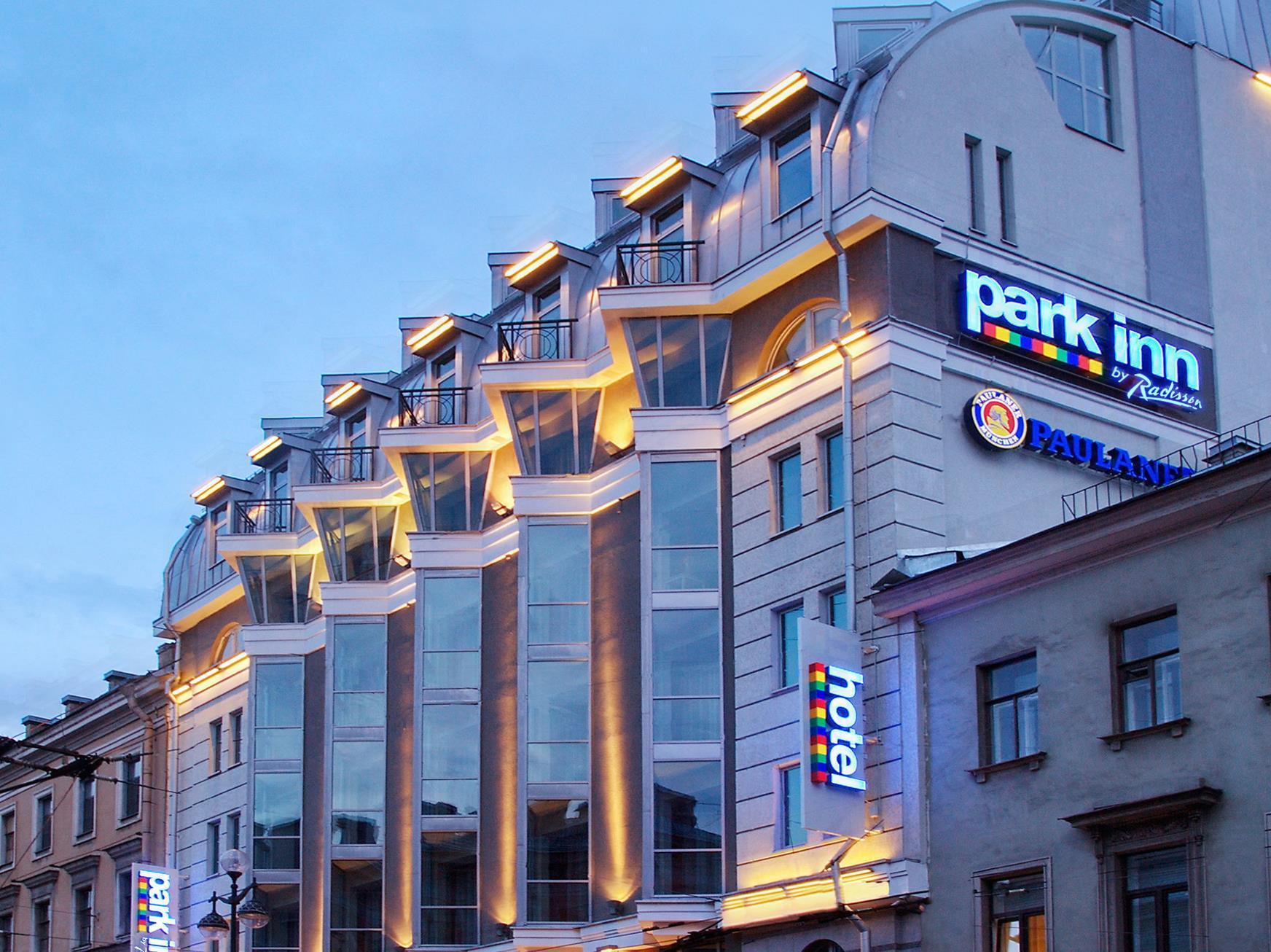 Hotel Park Inn By Radisson Nevsky St Petersburg