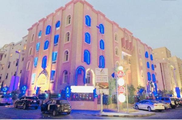 Rotana Residence Apartments Jeddah