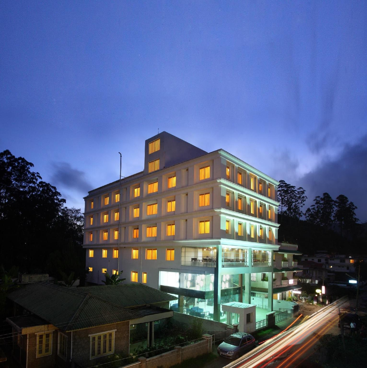 Hotel Grand Plaza Munnar
