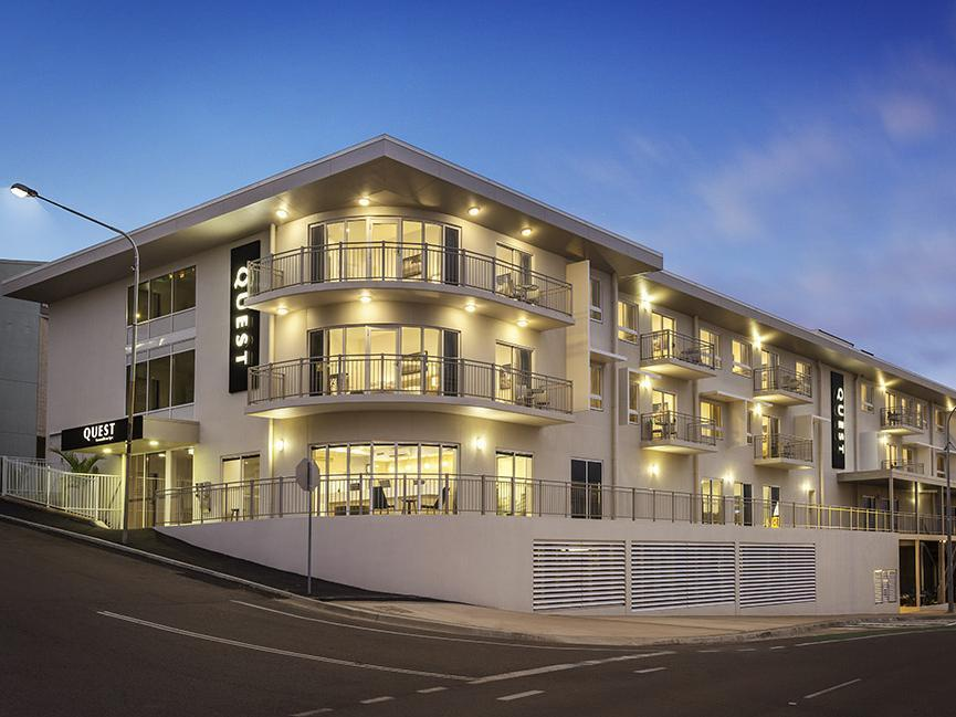 Quest Townsville On Eyre Apartment