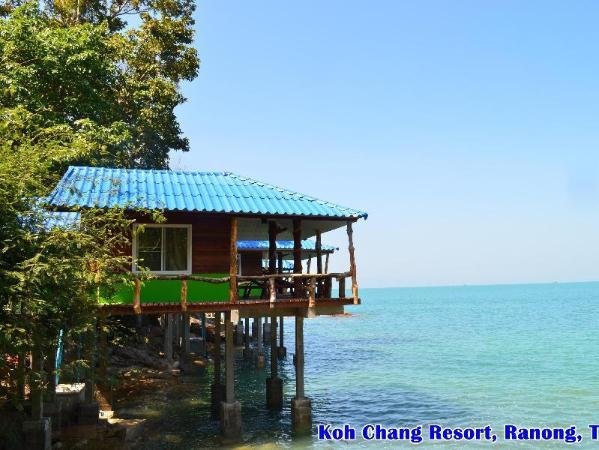 Koh Chang Resort Ranong