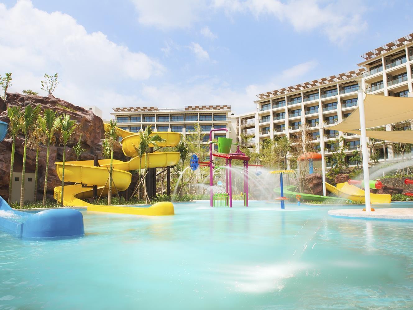 Shangri La Sanya Resort And Spa Hainan