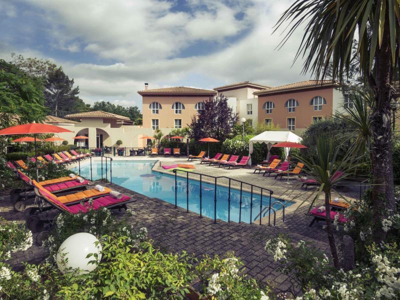 Hotel Mercure Antibes Sophia Antipolis