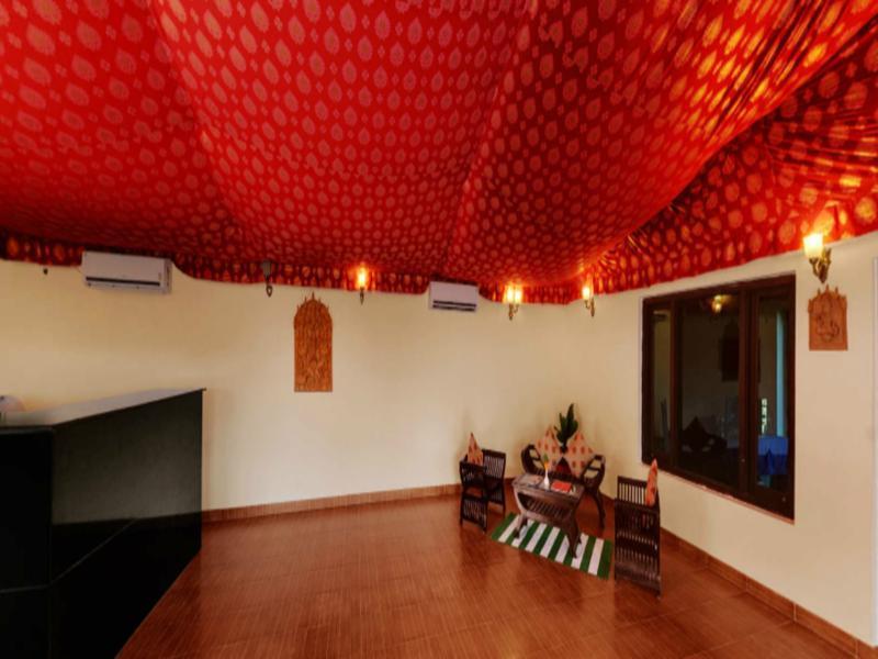 Kumbhalgarh Safari Camp Hotel
