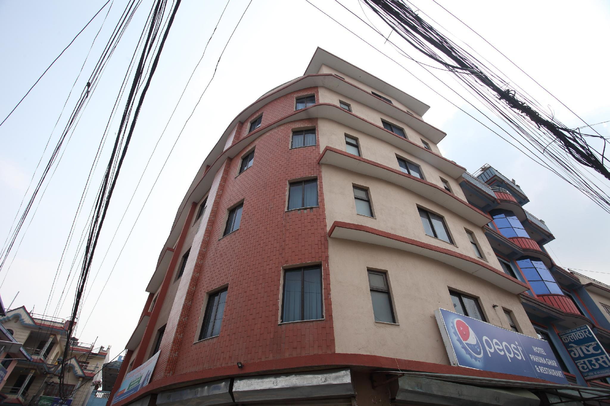 SPOT ON 464 Hotel Pahuna Ghar