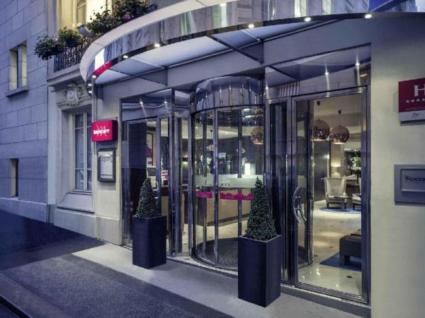 Mercure Paris La Sorbonne Saint Germain des Pres Hotel Paris