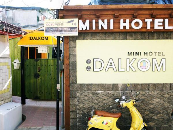 Mini Hotel DALKOM Dongdaemun Seoul