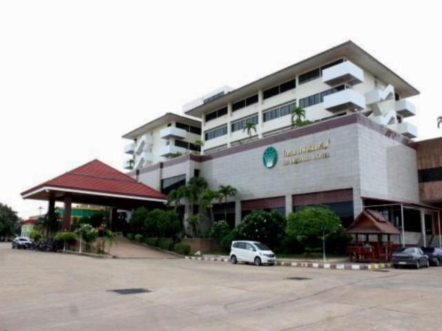 โรงแรมเจพี เอมเมอรัลด์ – JP Emerald Hotel
