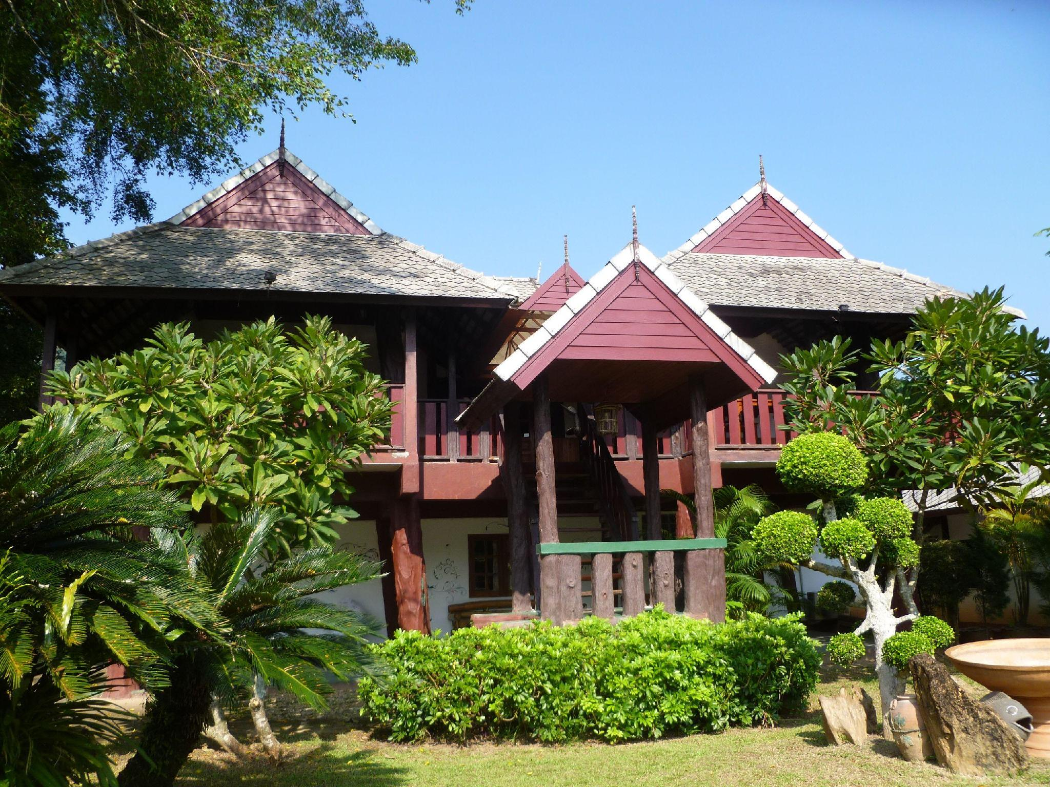 baan klang doi resort and spa