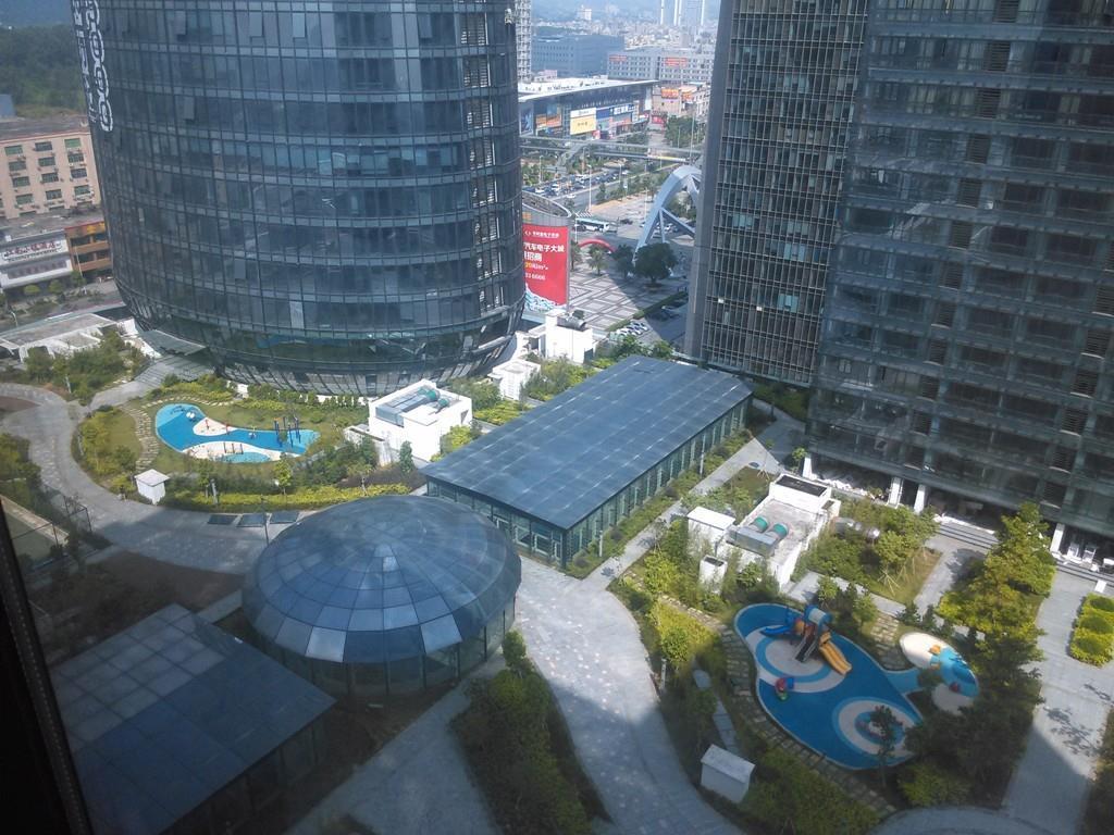 Xuan Yu Hotel Apartment Shenzhen Huanan City Branch