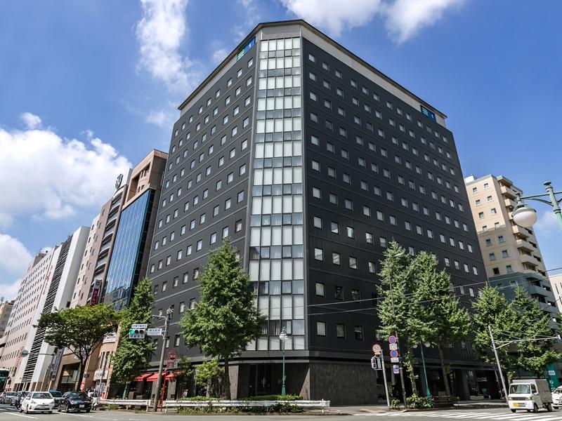 ฮากะตะ กรีนโฮเต็ล อาคาร1