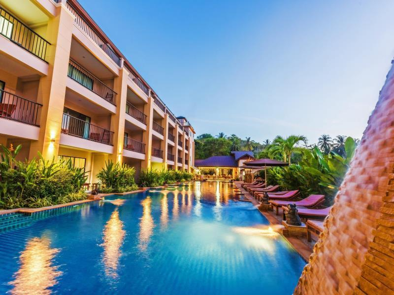 The Windmill Phuket Hotel โรงแรมเดอะ วินด์มิลล์ ภูเก็ต