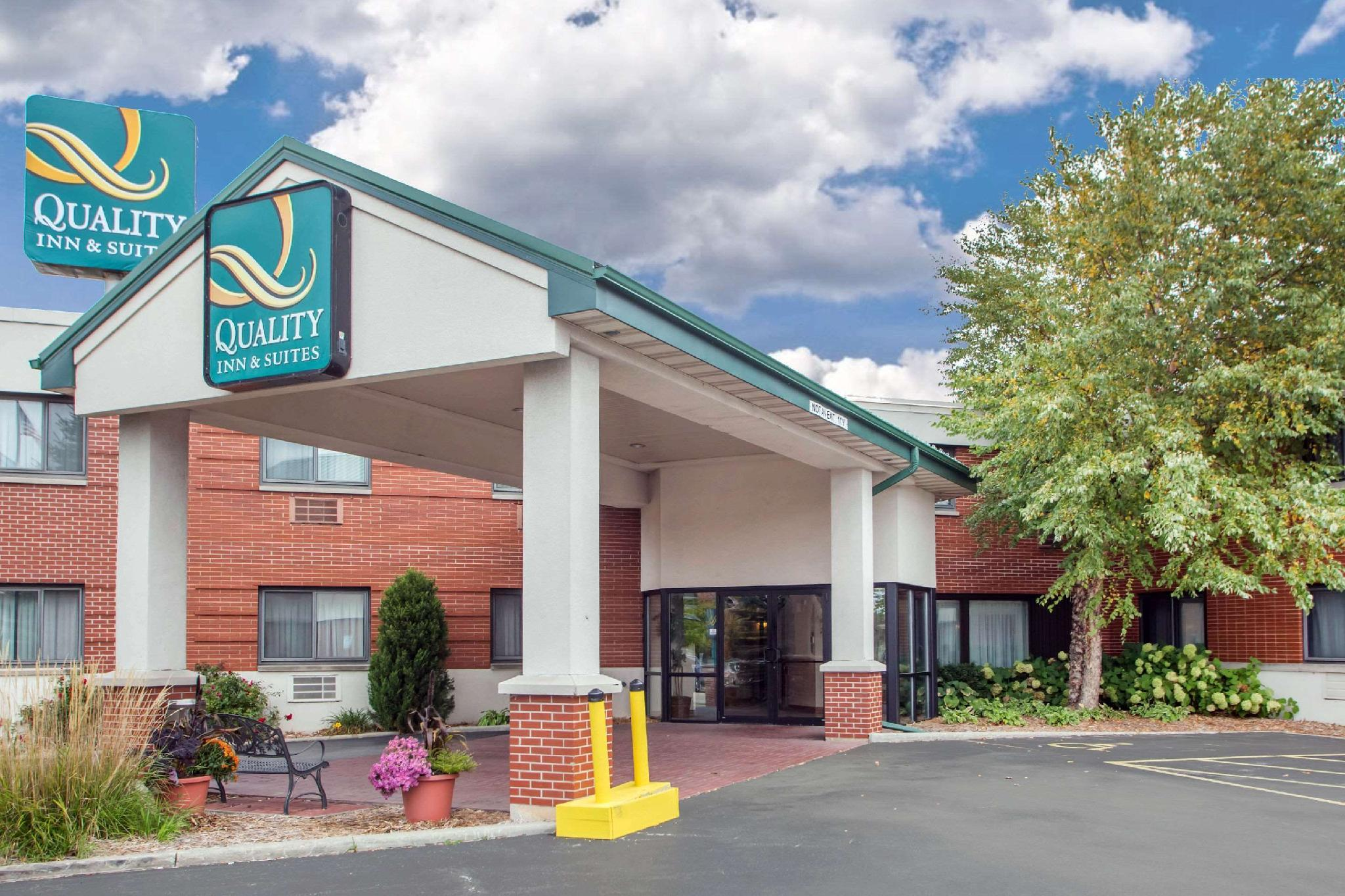 Quality Inn And Suites Downtown Green Bay