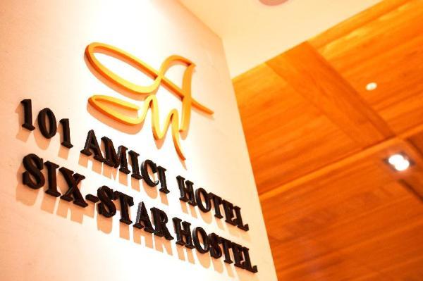 Amici Hotel Six Star Hostel Taipei