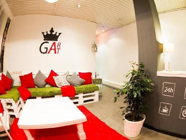 G-art Hostel Moscow