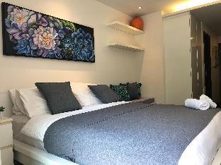 The Title Studio rental  and  service สตูดิโอ อพาร์ตเมนต์ 0 ห้องน้ำส่วนตัว ขนาด 29 ตร.ม. – หาดราไวย์