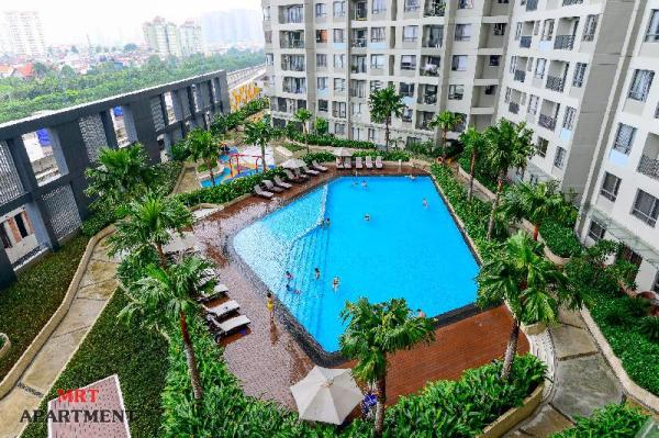 T5- Pool-City View Aaprtment in Masteri Thao Dien Ho Chi Minh City