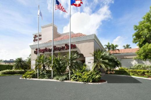 Hampton Inn San Juan Puerto Rico