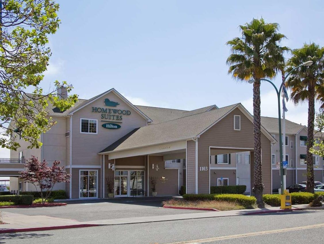 Homewood Suites By Hilton Oakland Waterfront Hotel