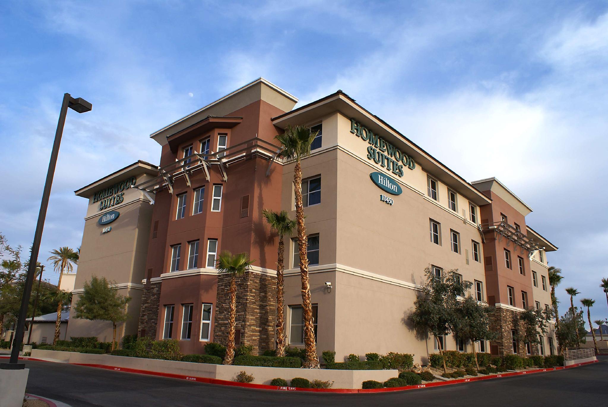 Homewood Suites By Hilton South Las Vegas Hotel