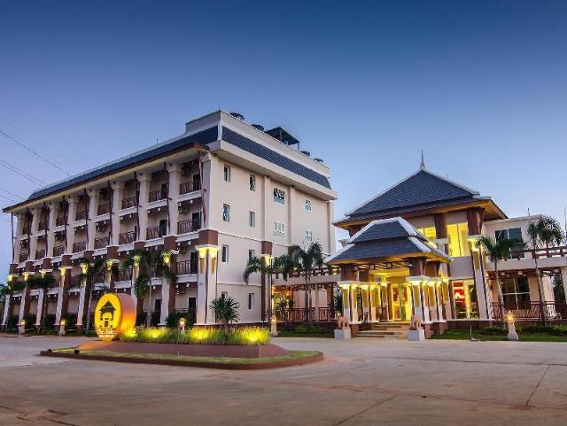 โรงแรมเดอะ เลค ขอนแก่น – The Lake Hotel Khon Kaen