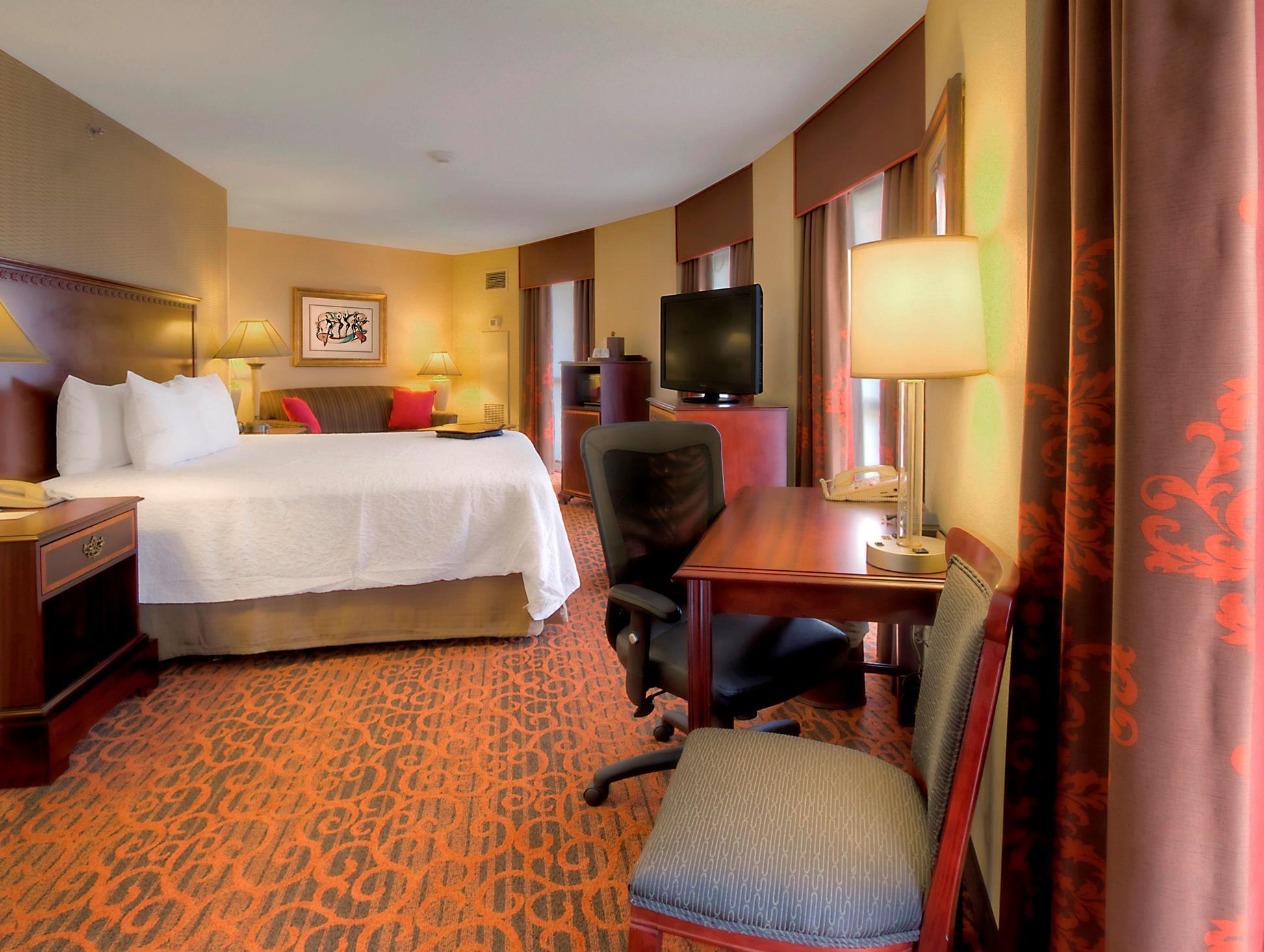 Hampton Inn And Suites Memphis Peabody Place