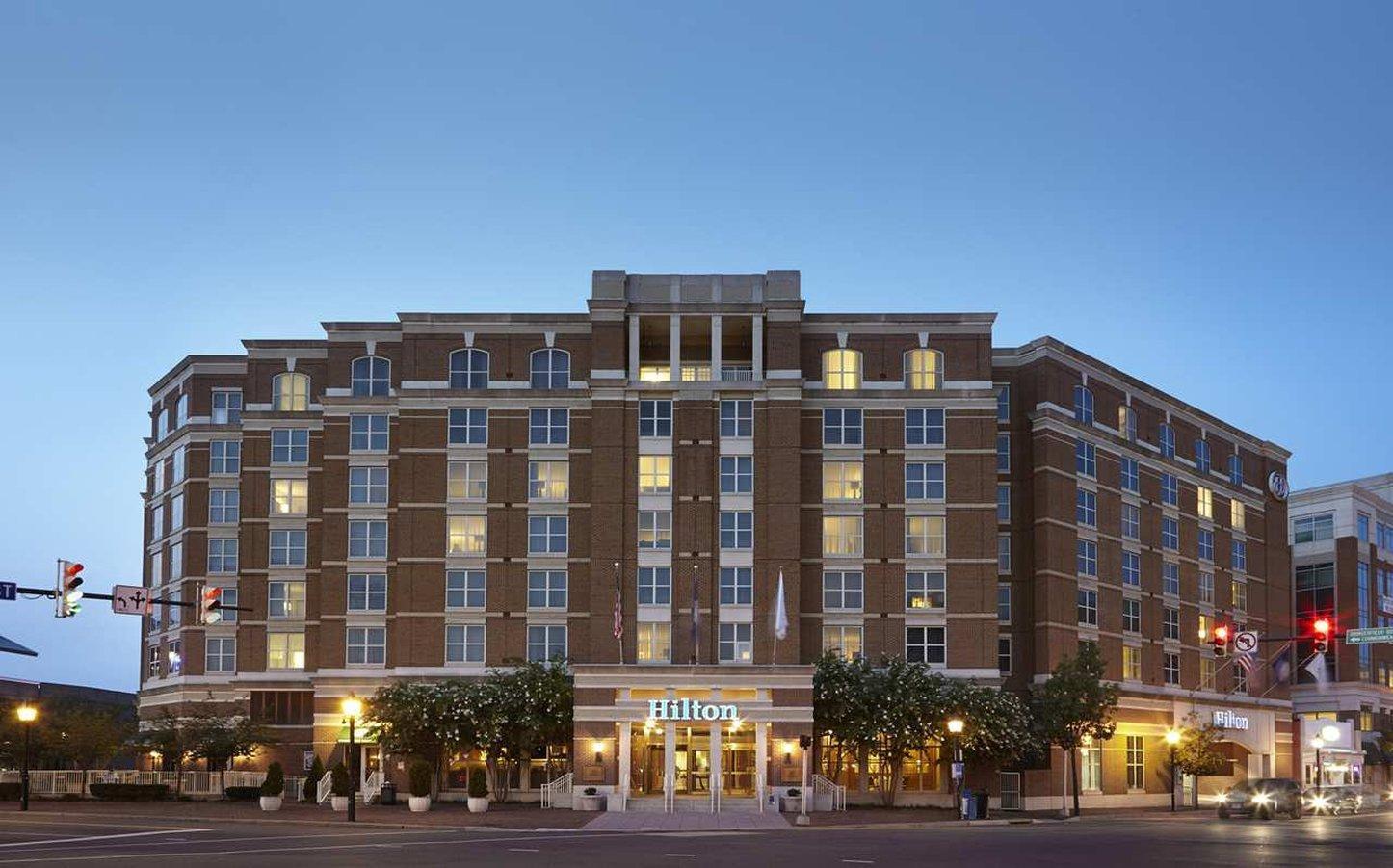 Hilton Alexandria Old Town Hotel