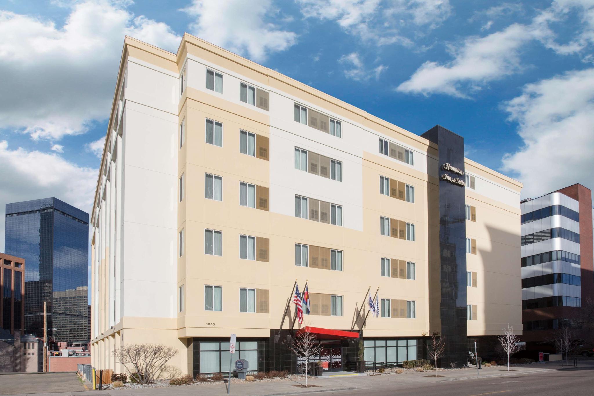 Hampton Inn & Suites Denver-Downtown Hotel