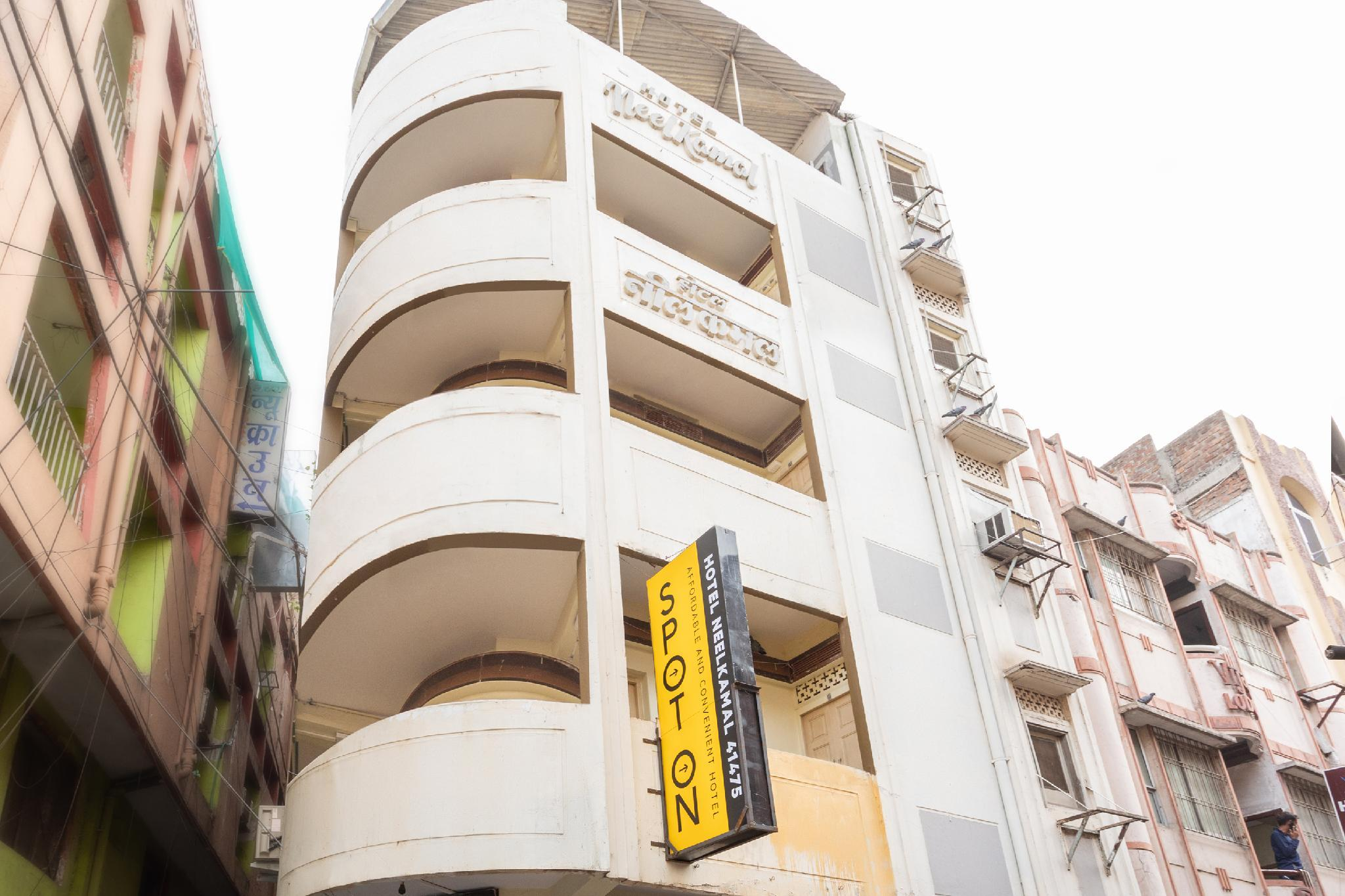 SPOT ON 41475 HOTEL NEELKAMAL