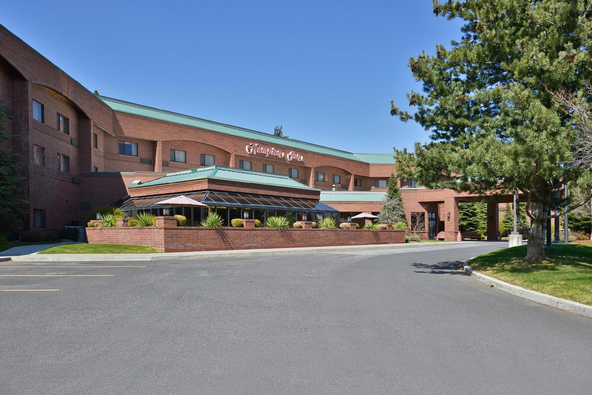 Hampton Inn Spokane Hotel
