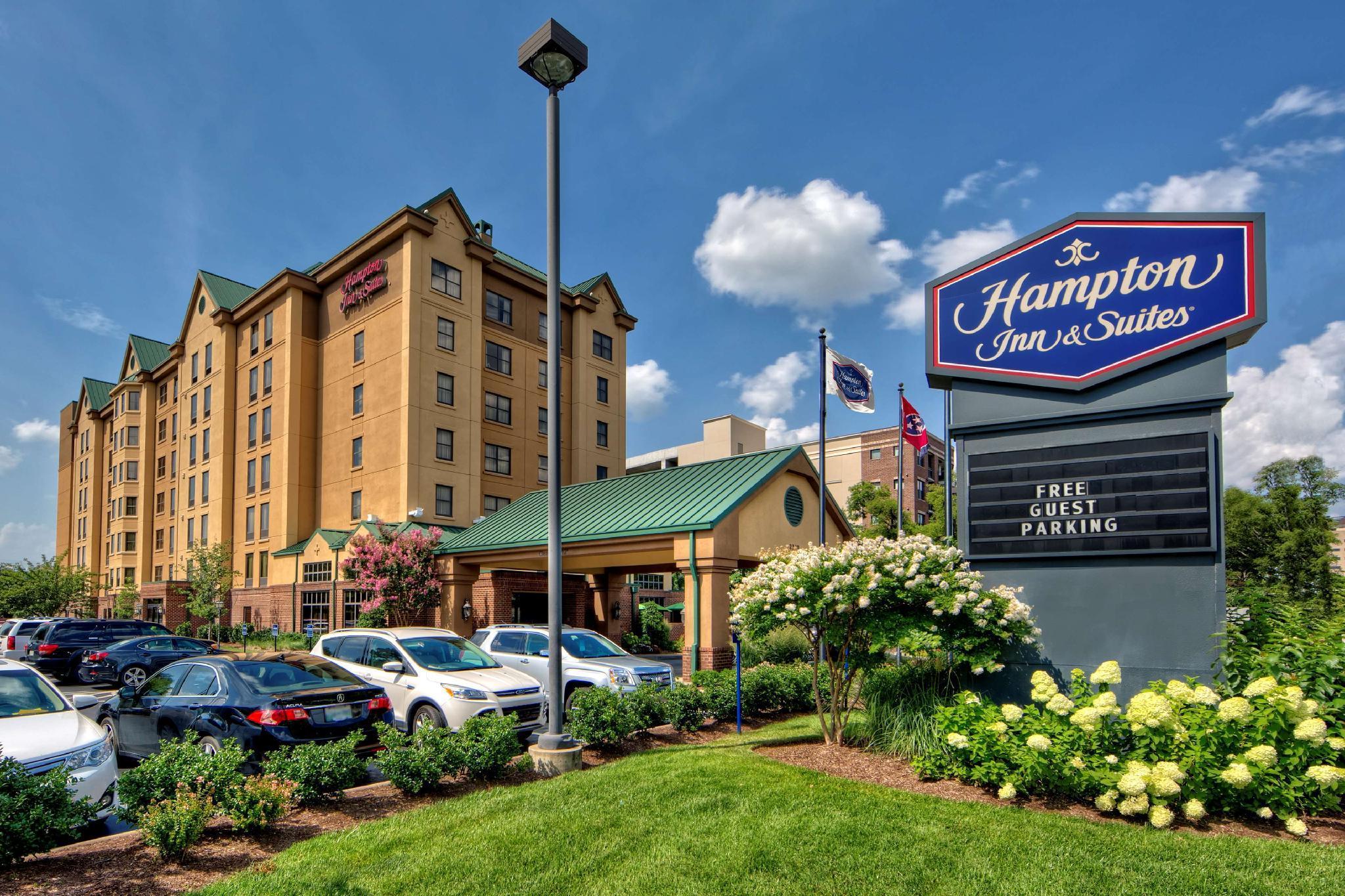 Hampton Inn And Suites Nashville Vanderbilt Elliston Place