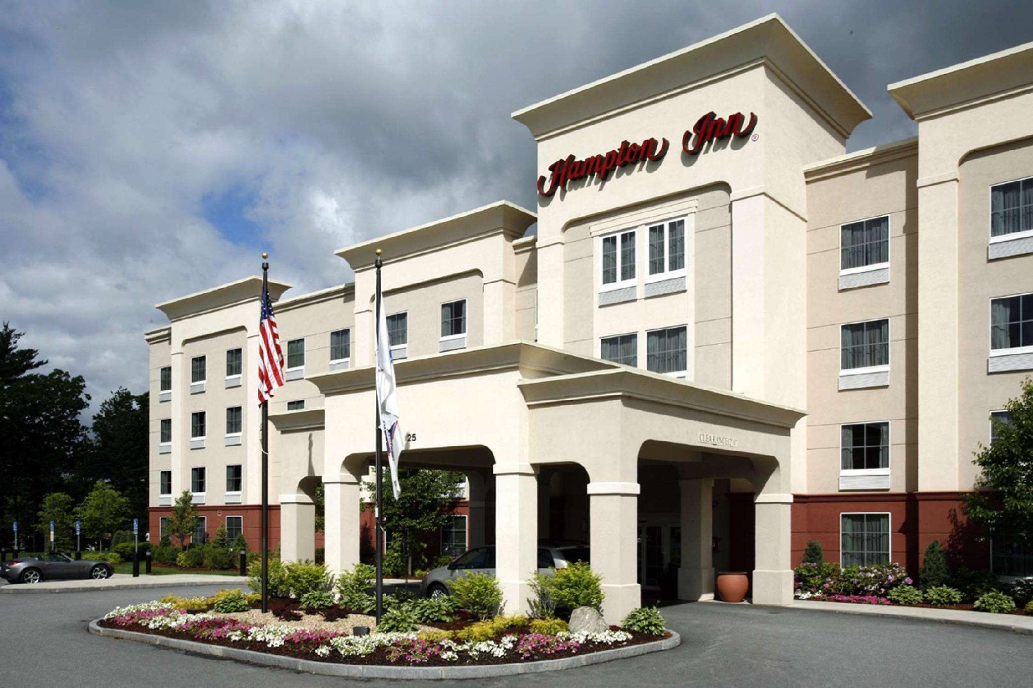 Hampton Inn Bedford Burlington Hotel