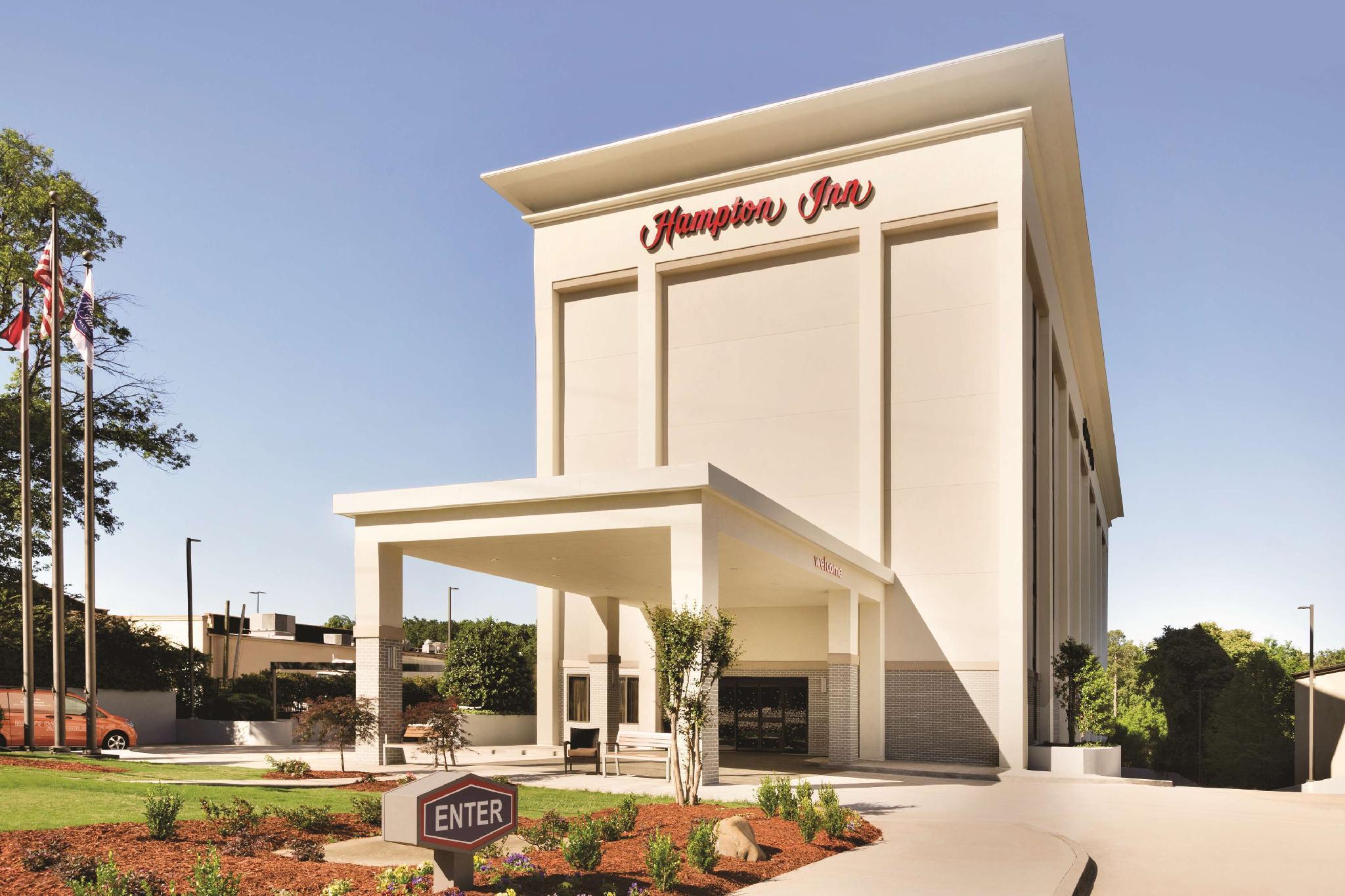 Hampton Inn Atlanta Buckhead Hotel