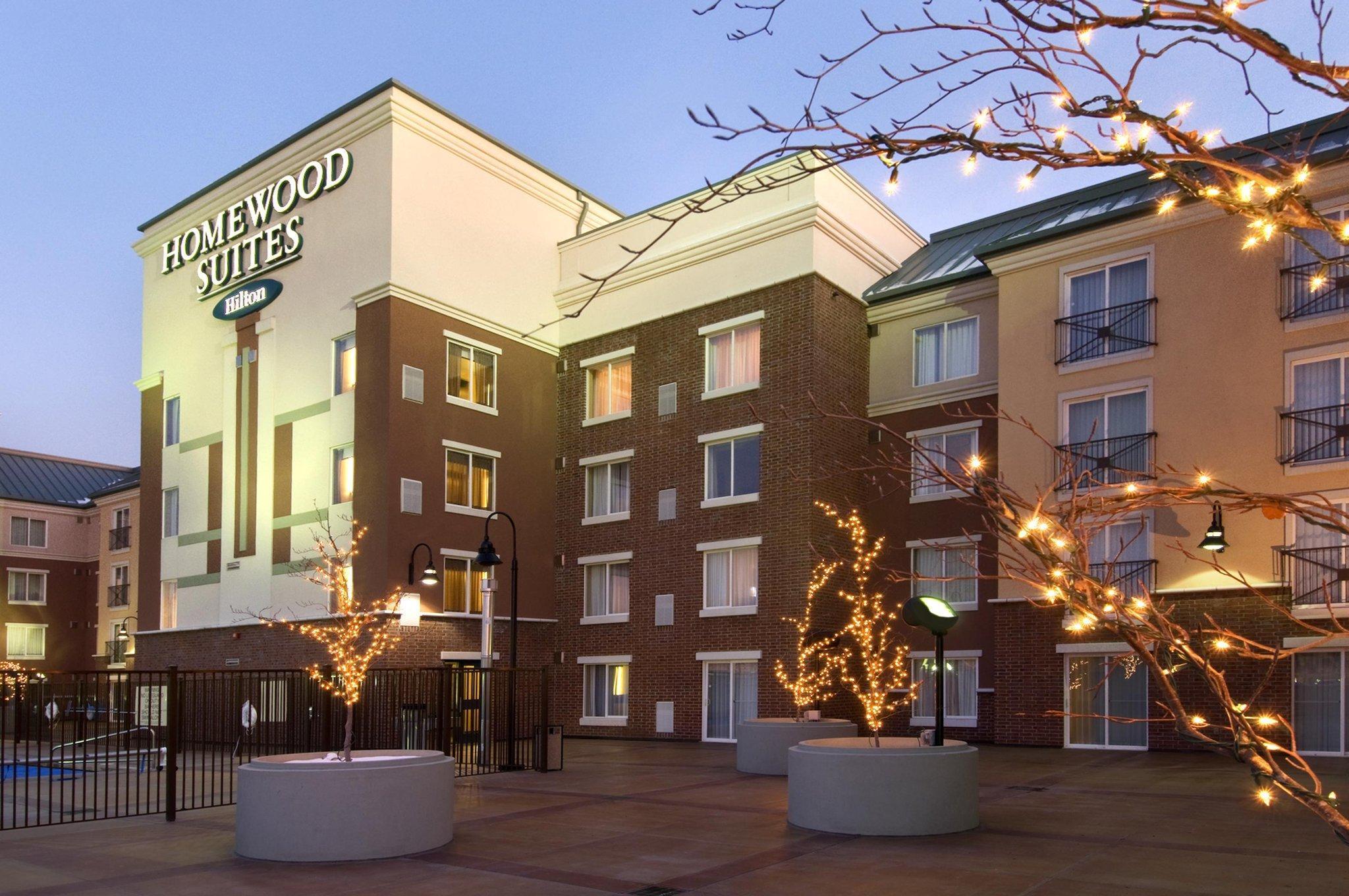 Homewood Suites By Hilton Salt Lake Hotel