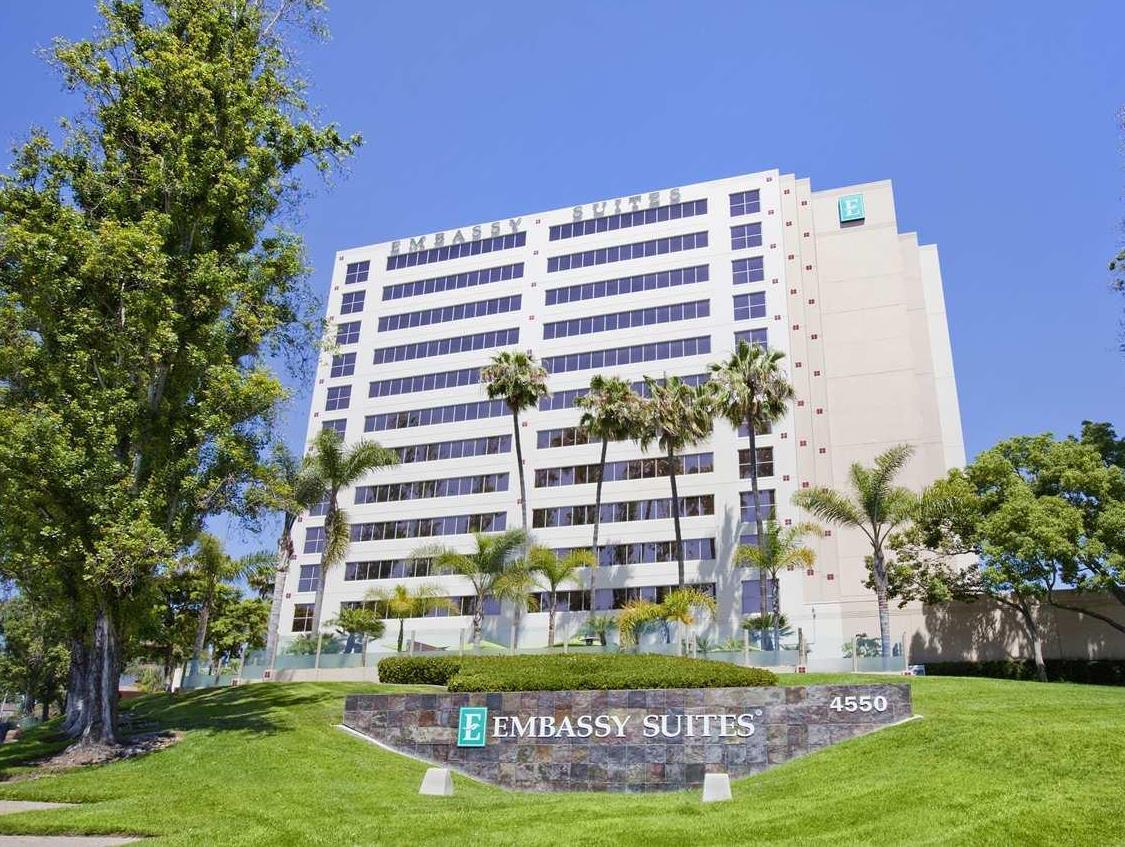 Embassy Suites San Diego La Jolla Hotel