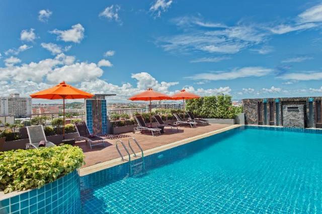 โรงแรมอเดลฟี พัทยา – Adelphi Pattaya Hotel