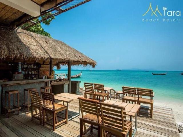 เกาะมุกด์ เดอ ธารา บีช รีสอร์ต – Koh Mook De Tara Beach Resort