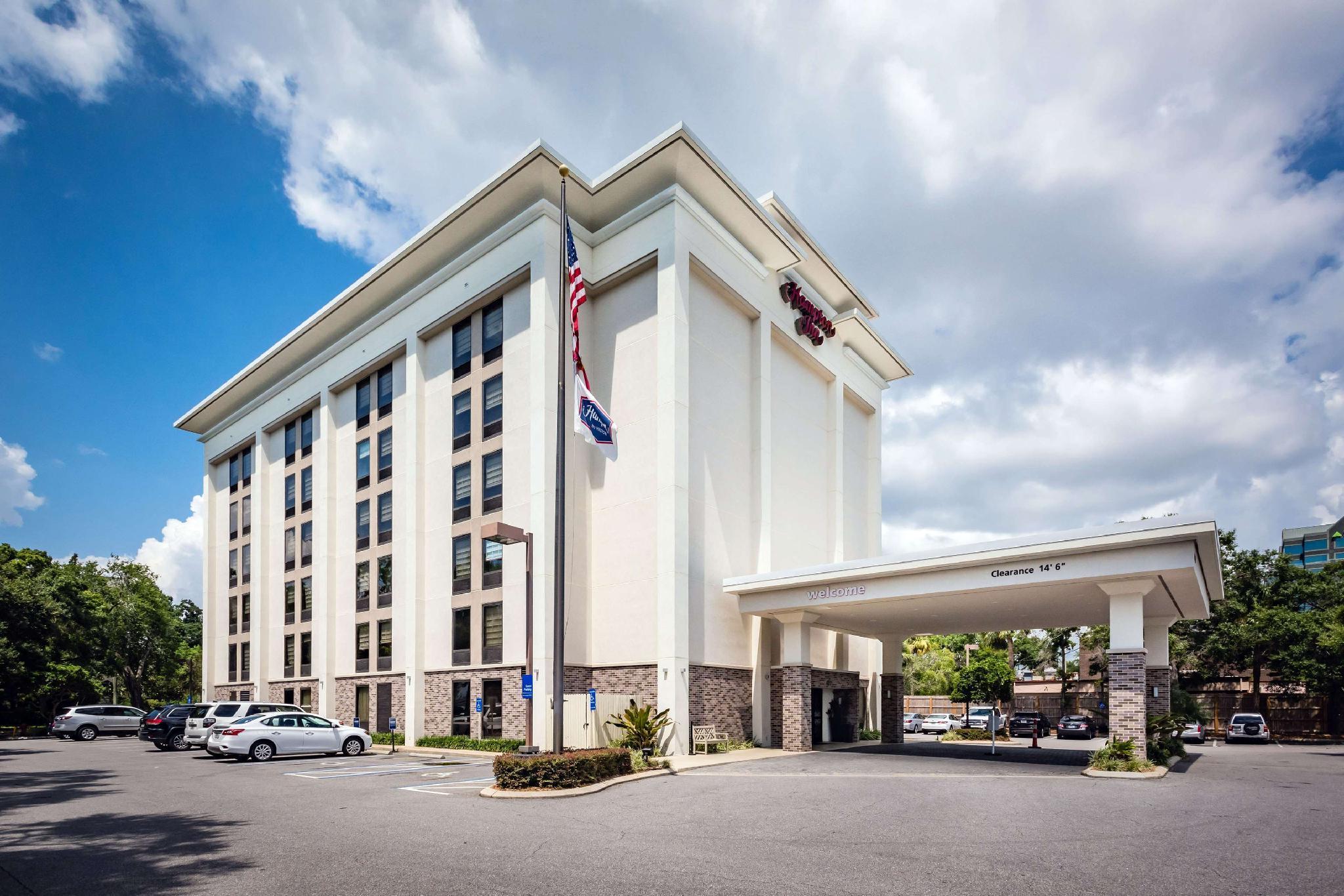 Hampton Inn Tampa International Airport Westshore