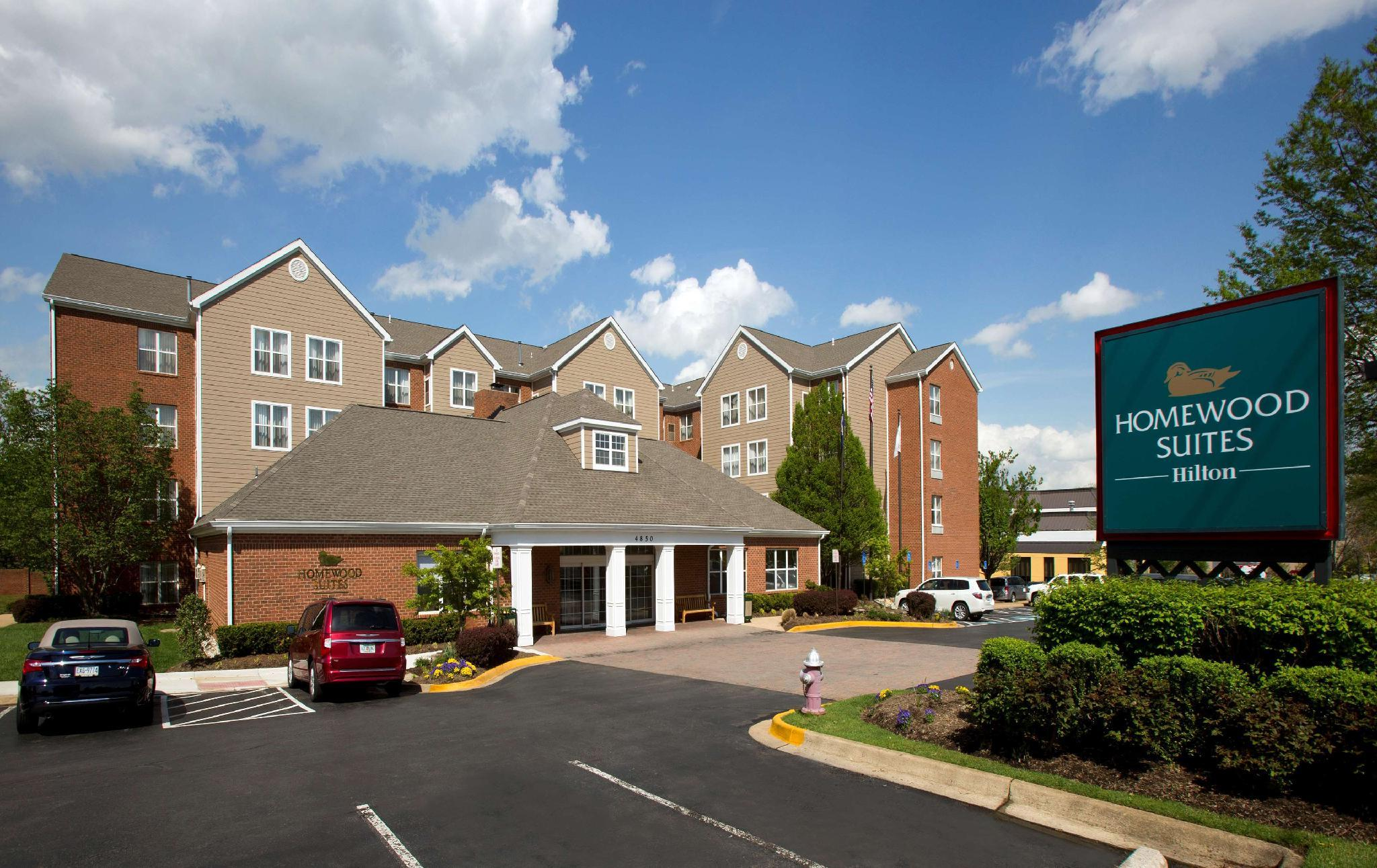 Homewood Suites By Hilton Alexandria Hotel