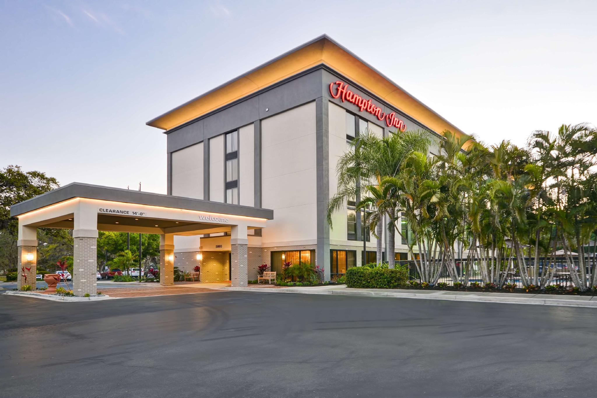 Hampton Inn Sarasota   I 75 Bee Ridge Hotel