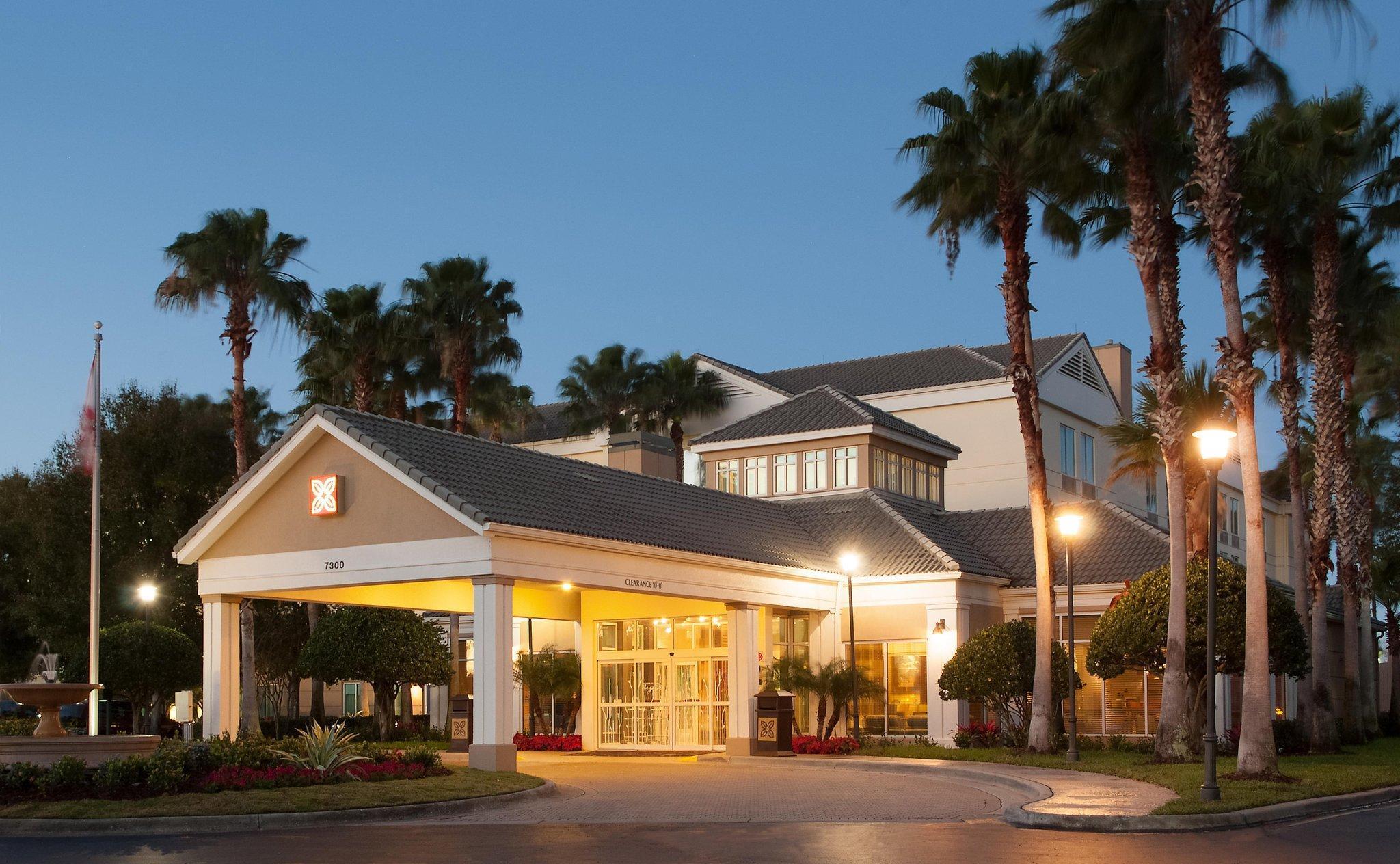 Hilton Garden Inn Orlando Airport Hotel