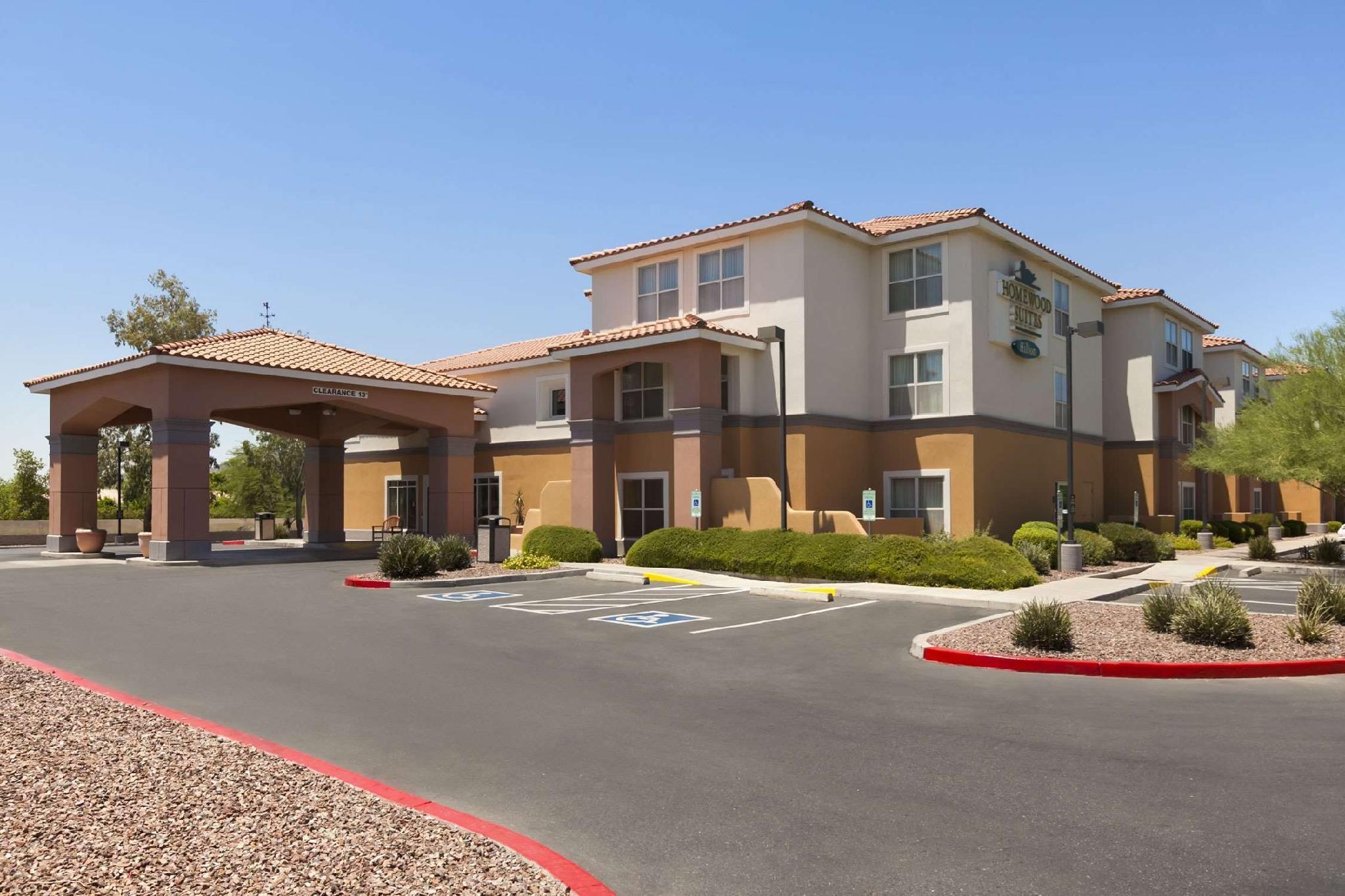 Homewood Suites Phoenix Scottsdale Hotel