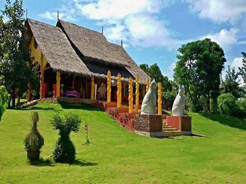 Baannommaew Retreat Kanchanaburi บ้านนมแมว รีทรีต กาญจนบุรี